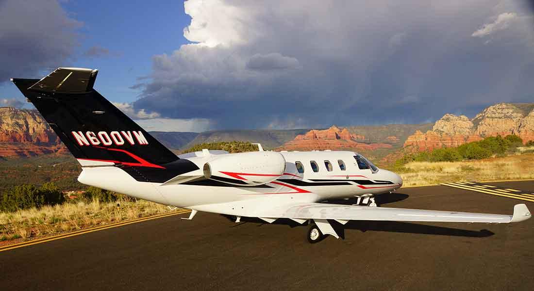 Cessna Citation CJ3+ N600VM
